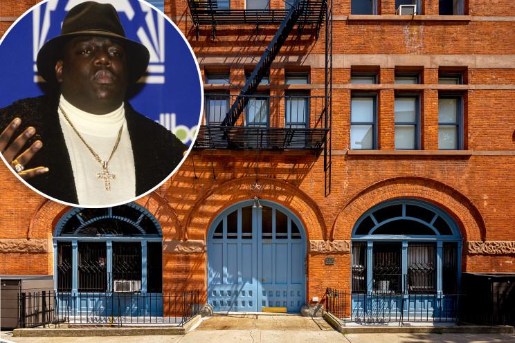 Notorious B.I.G. Apartment