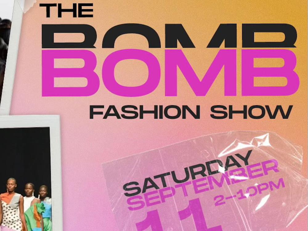 The Bomb Fashion Show, Fashion, Claire Sulmers, New York Fashion Week, Diversity