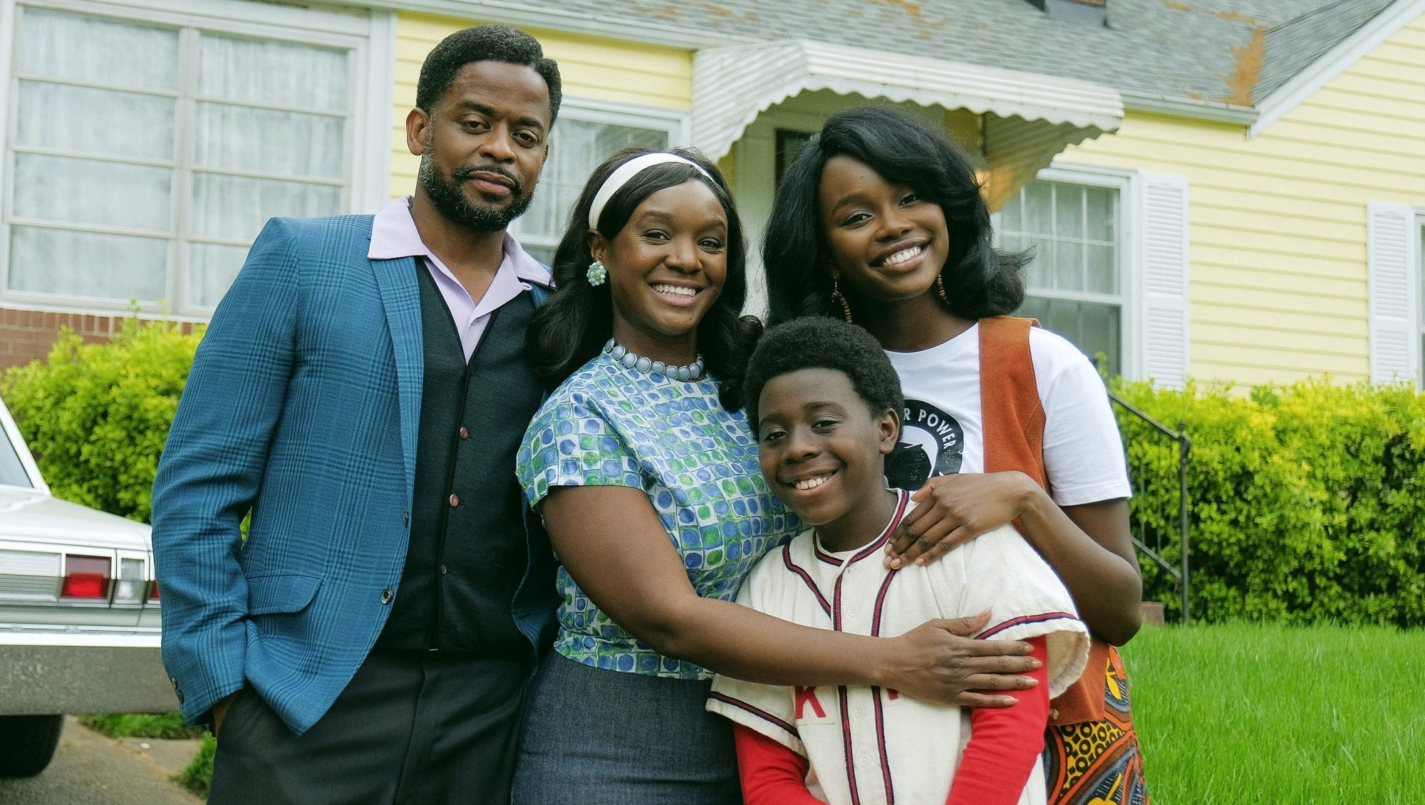 A Black Family Relives 'The Wonder Years' In ABC Reboot, Don Cheadle Narrates