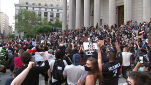 NYPD Oversight Agency Recommends Discipline For 65 Officers For Conduct During BLM Protests