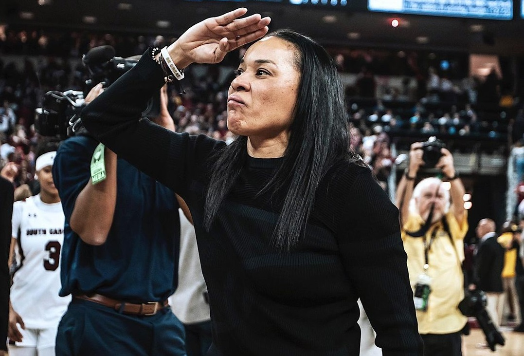 Dawn Staley Is Now The NCAA's Highest Paid Women's Coach