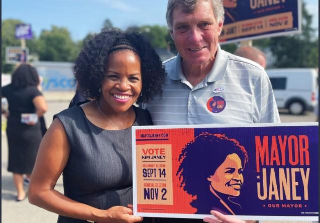 Kim Janey Boston Mayor
