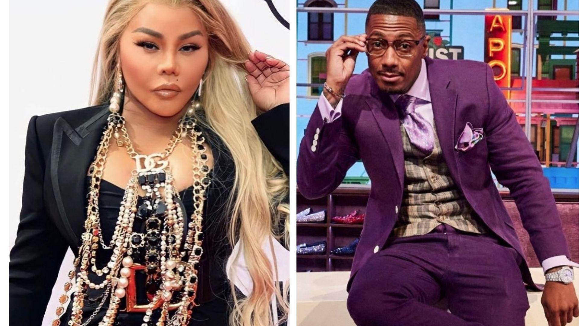 Lil' Kim Reveals that Multitalented Entrepreneur Nick Cannon is Managing Her Career