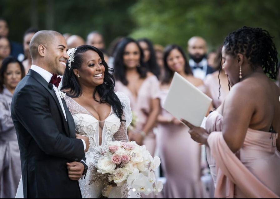 Keshia Knight Pulliam, wedding, Brad James
