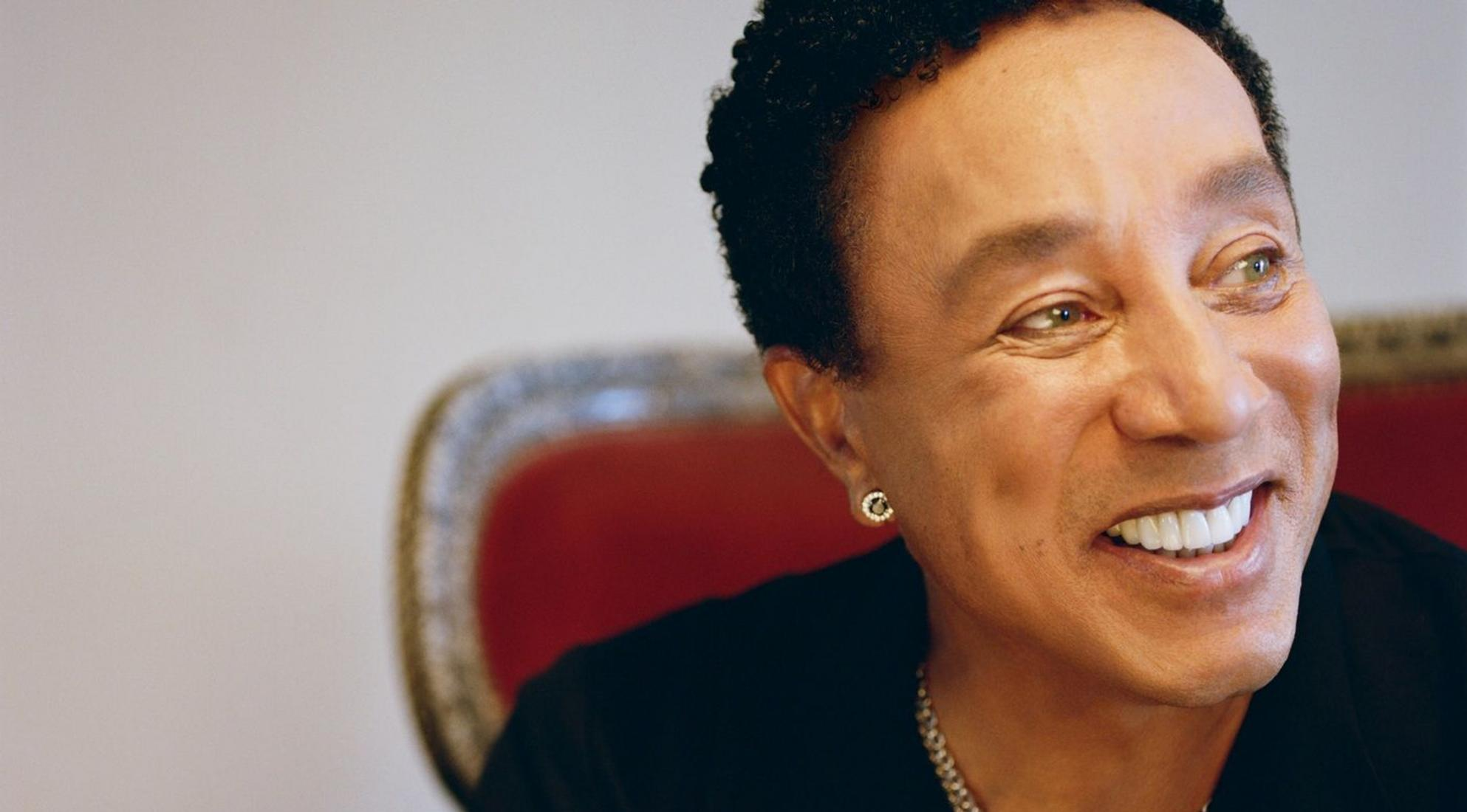 'What a Miracle': Smokey Robinson Says He Nearly Died from COVID