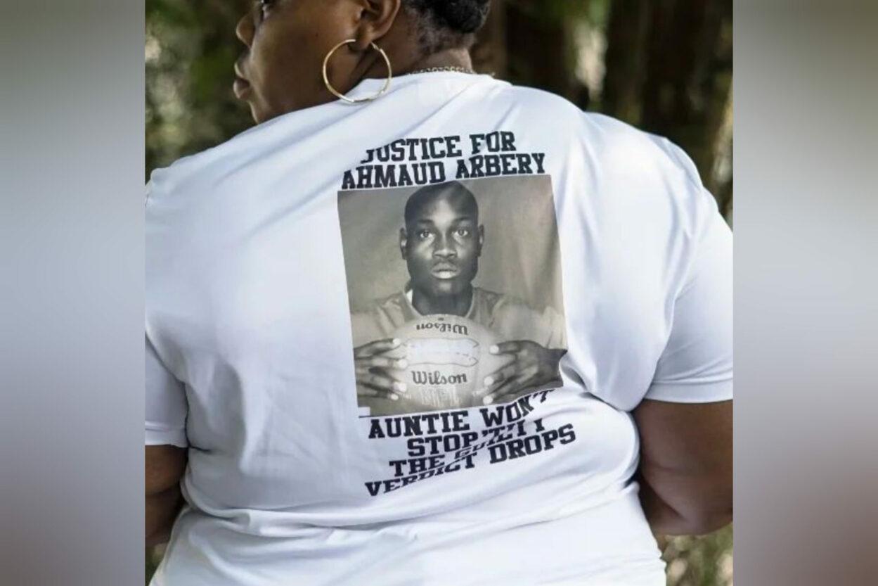 Community Rallies Around Ahmaud Arbery's Family Ahead of Trial