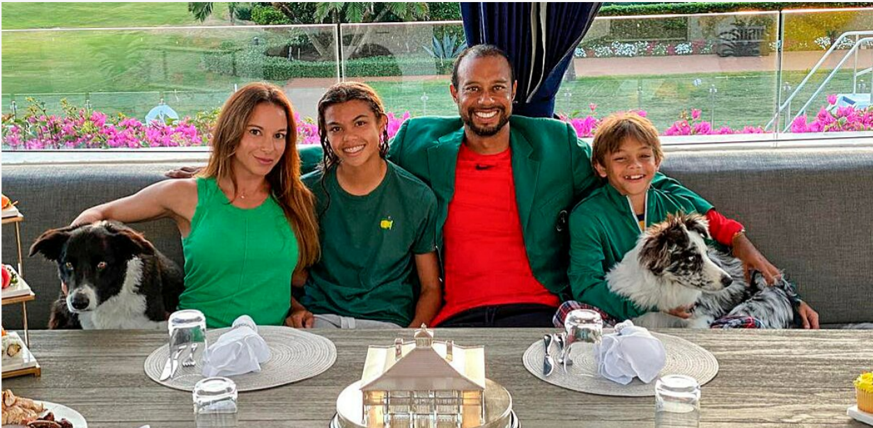 On the Mend: Tiger Woods Credits Fatherhood For Getting Him Through His Recovery After Car Crash