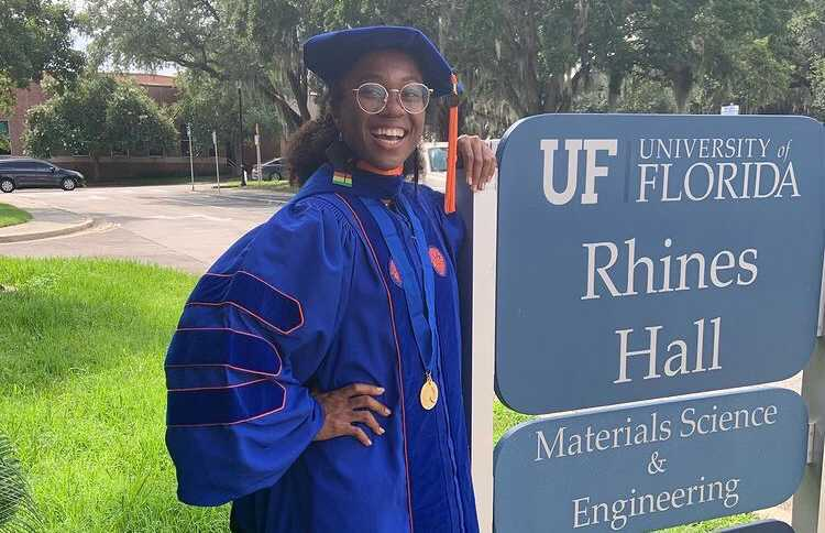 Jamaican Becomes First Black Woman To Get Nuclear Engineering PhD At University of Florida