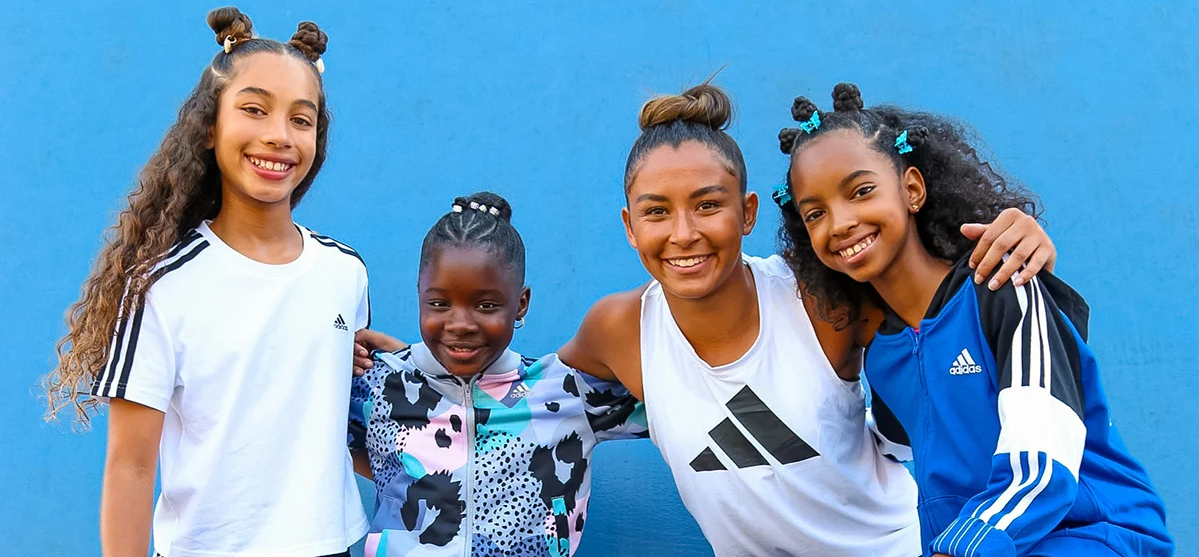 Adidas, Black Women's Player Collective Aim to Curb the Sports Drop Out Rate for Girls