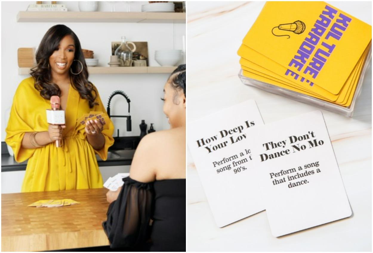 HBCU Graduate Launches Kulture Karaoke Card Game In Target Stores