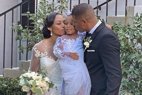 Olympic Track Star Allyson Felix Renews Her Wedding Vows