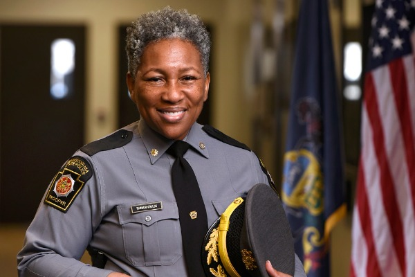 A Black Woman Named First Black Deputy Commissioner of The PA State Police In 116 Year History